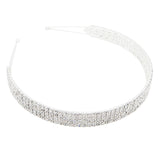 Elegant Sparkle Crystal Fashion Headband