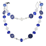 University of Kentucky Multi Strand Necklace