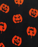 Rosemarie Collections Women's Spooktacular Halloween Novelty Leggings Jack-O-Lantern