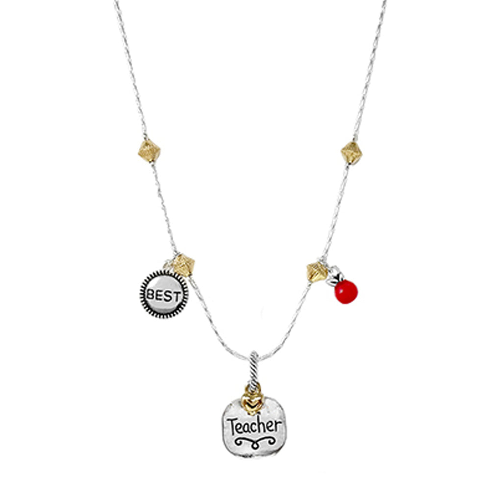 Stylish Stunning Leaf with Shell Charm Necklace For Girls//Women