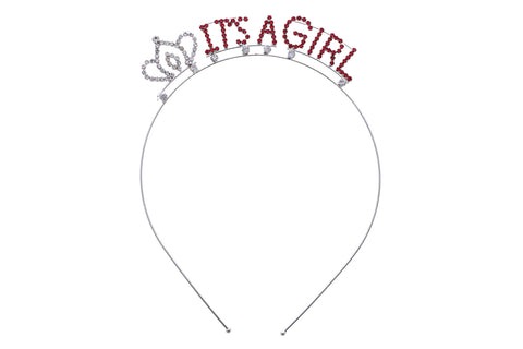 Mother to Be Baby Shower Tiara