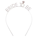 Bride to Be Bachelorette Party Tiara Headband