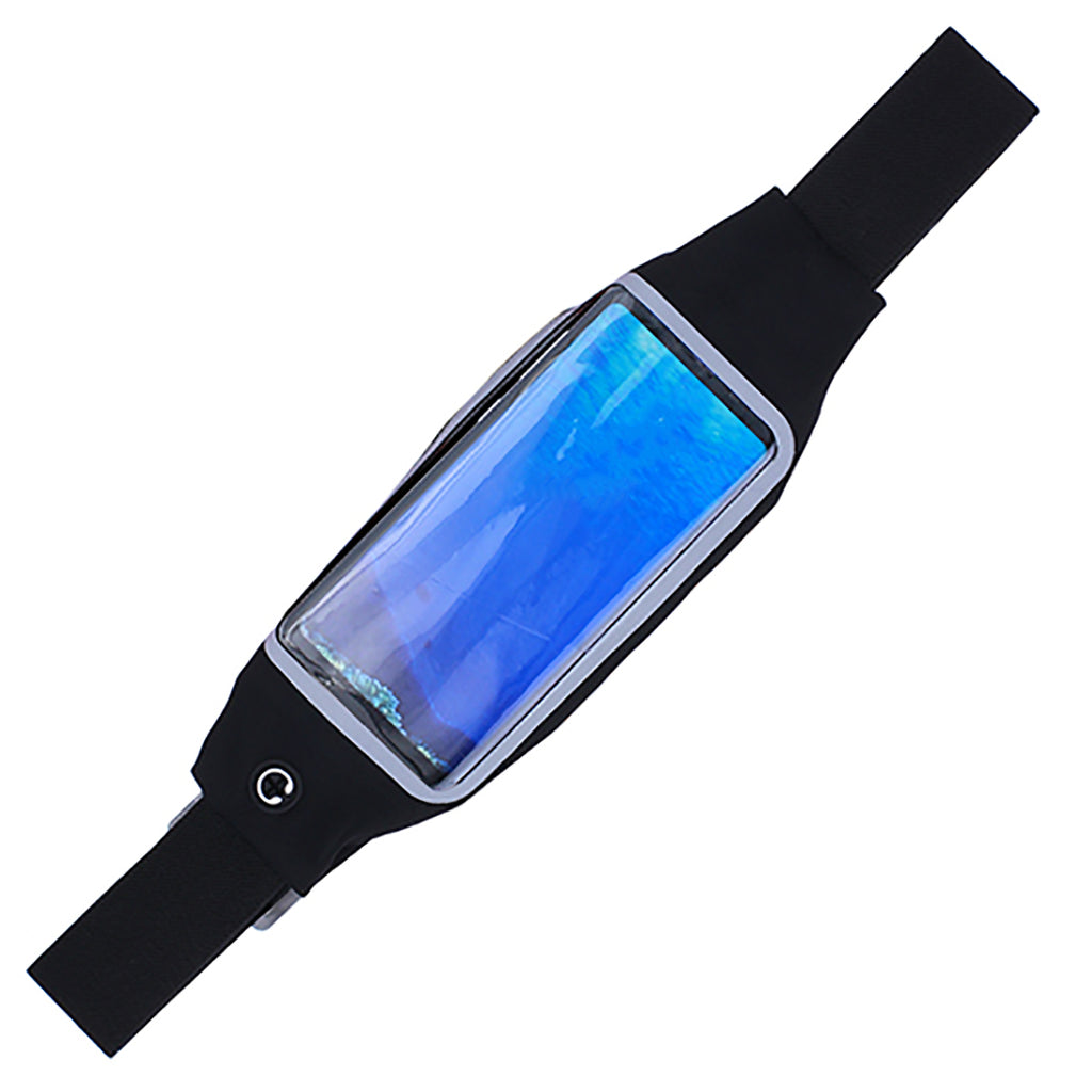 Rosemarie Collections Unisex Touch Screen Sport Runner Waist Pack