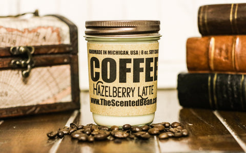 Hazelberry Latte