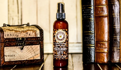 Hazelberry Latte Room Spray