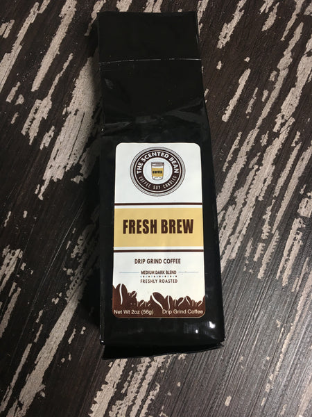 Sample Size Fresh Roasted Coffee