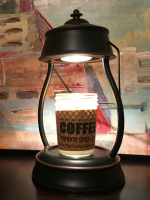 Candle Warmer - Hurricane Lantern