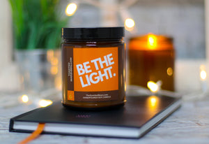 Be The Light - Toasted Marshmallow - Soy Candle