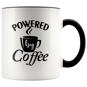Powered by Coffee Mug