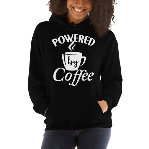 Powered by Coffee - Hoodie