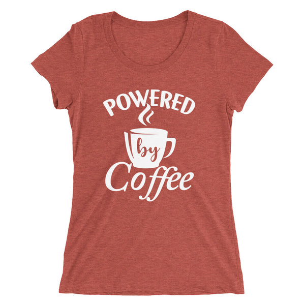 Powered by Coffee Tee