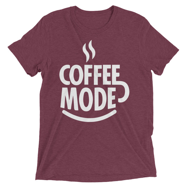 Coffee Mode Short Sleeve Tee