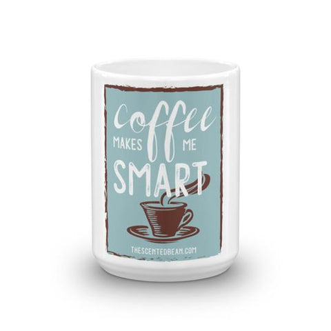 Coffee Makes Me Smart