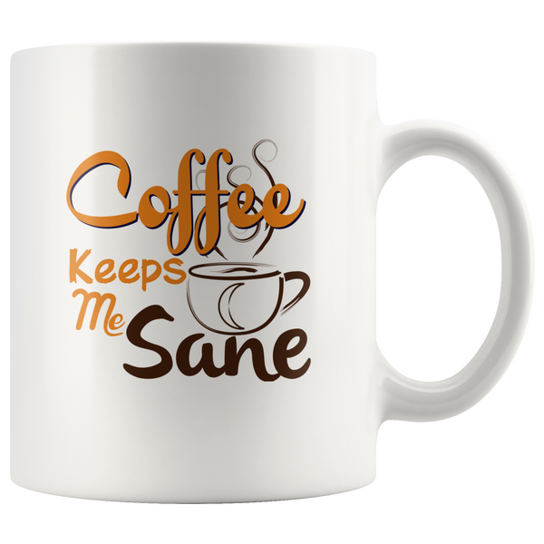 Mug - Coffee Keeps Me Sane