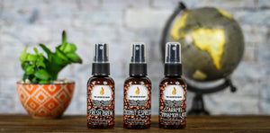 3 Pack Travel Room Spray