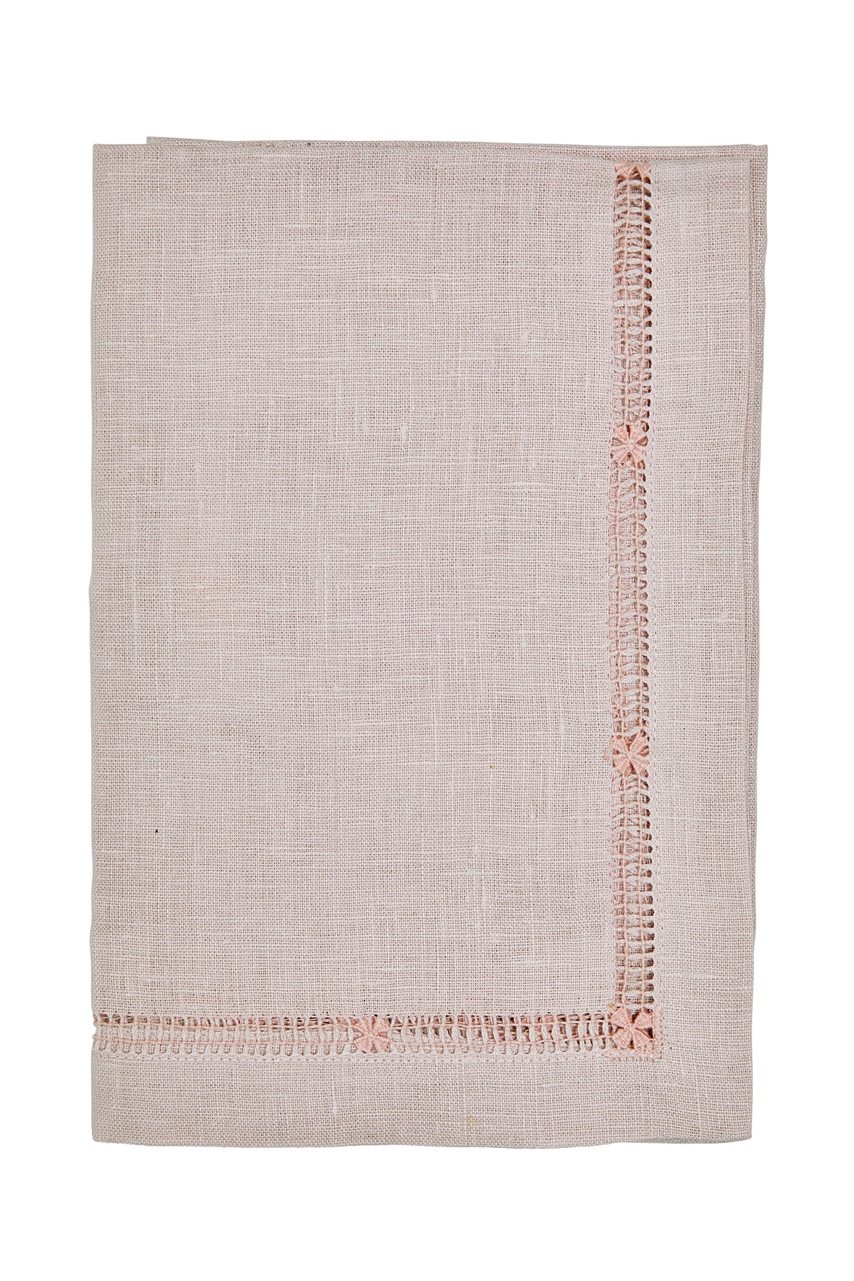Blush Linen ~ Cocktail and Dinner Napkin