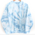 TIE-DYE ADULT SWEATSHIRT, BLUE a collaboration with The Avenue