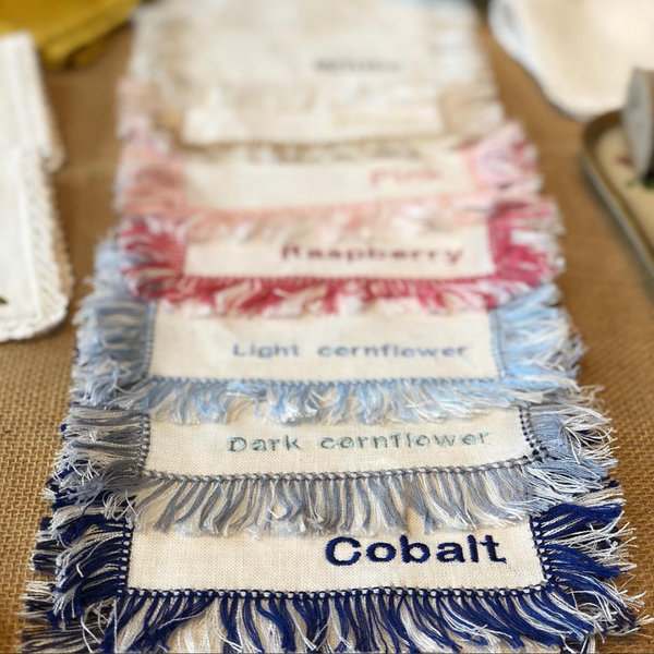 Fringe Square Cocktail Napkin