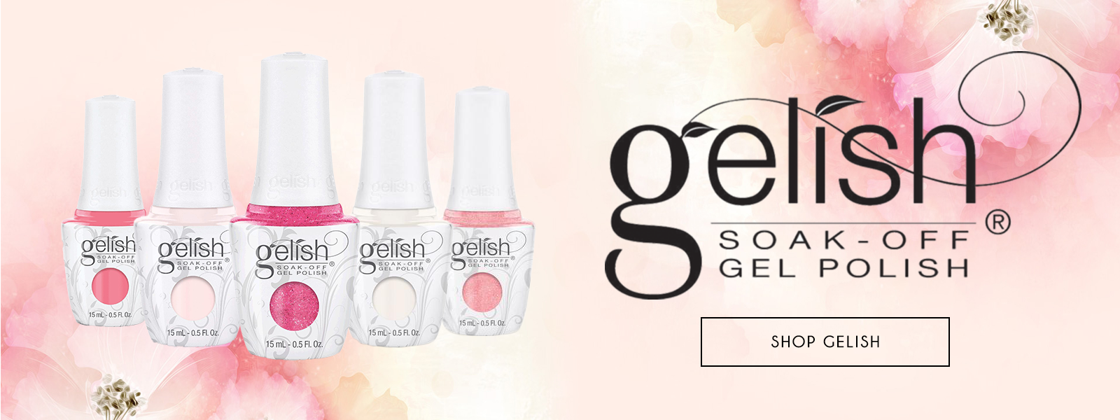 Harmony Gelish Gel Polish