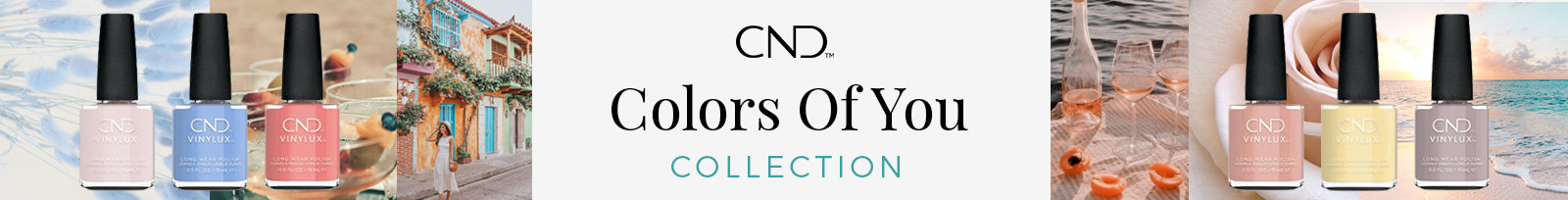 CND Colors Of You Spring 2021 Collection