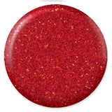 DND - DC Mermaid Collection - Deep Red 0.5 oz - #227