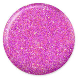 DND - DC Mermaid Collection - Powder Pink 0.5 oz - #242