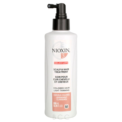 Nioxin - System 3 Scalp Treatment 6.8 oz
