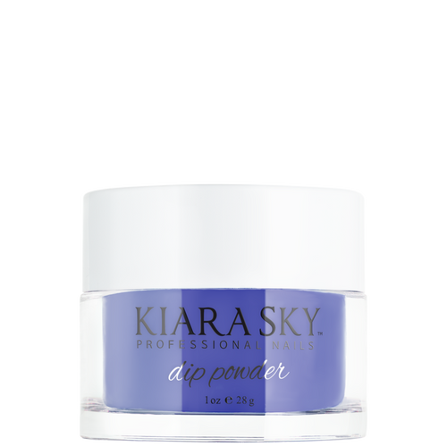 Kiara Sky Dip Powder - Someone Like Blue 1 oz - #D621