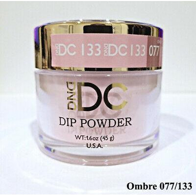 DND - DC Dip Powder - Antique Pink 2 oz - #133