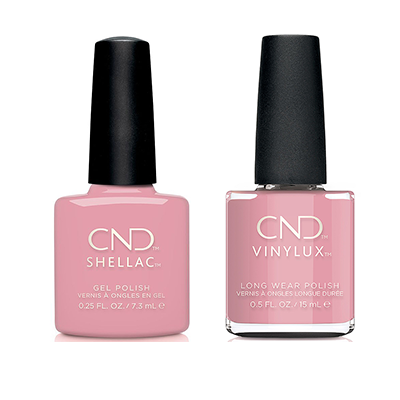 CND - Shellac & Vinylux Combo - Pacific Rose