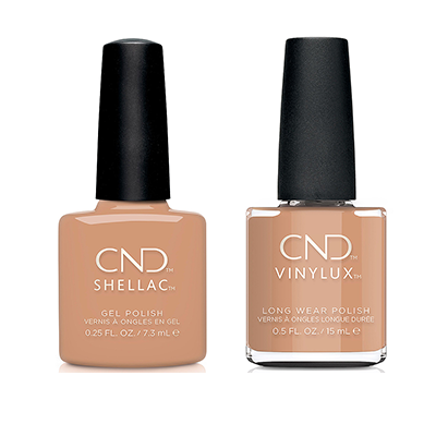 CND - Shellac & Vinylux Combo - Sweet Cider