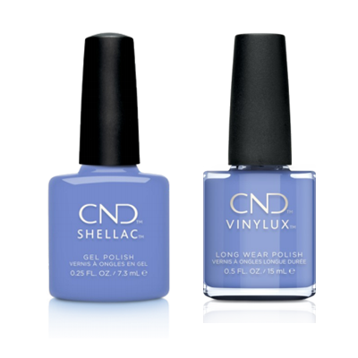 CND - Shellac & Vinylux Combo - Down By The Bae