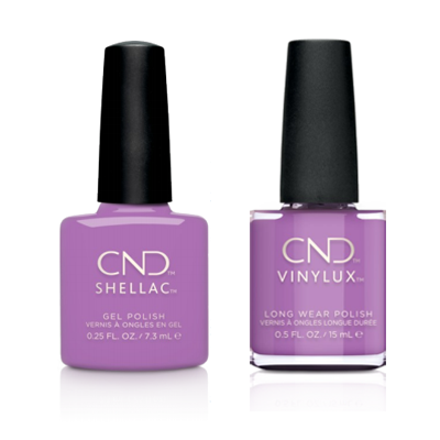 CND - Shellac & Vinylux Combo - It's Now Oar Never