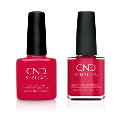 CND - Shellac & Vinylux Combo - Kiss The Skipper