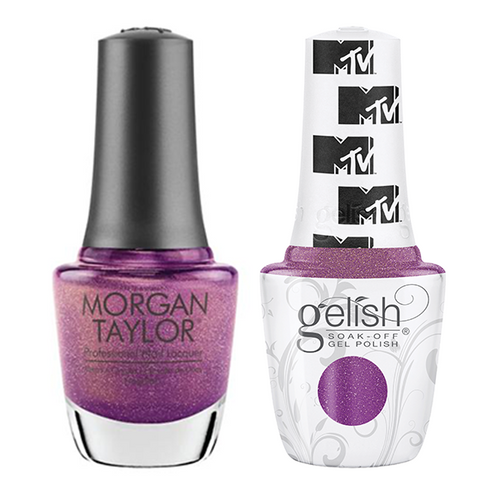 Gelish & Morgan Taylor Combo - Ultimate Mixtape