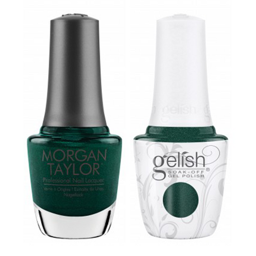 Gelish & Morgan Taylor Combo - Mistress Of Mayhem