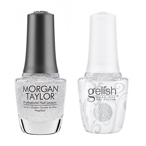 Gelish & Morgan Taylor Combo - Liquid Frost