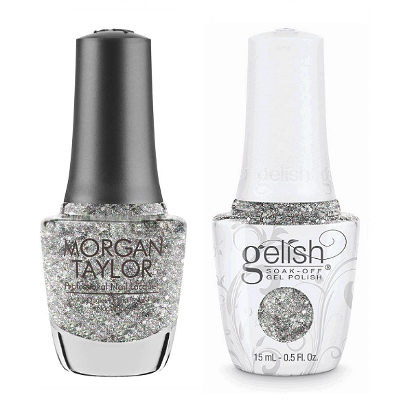 Gelish & Morgan Taylor Combo - Am I Making You Gelish?