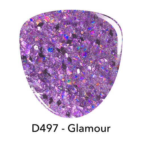 Revel Nail - Dip Powder Glamour 2 oz - #D497