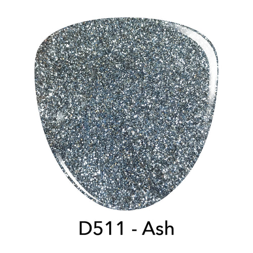 Revel Nail - Dip Powder Ash 2 oz - #D511