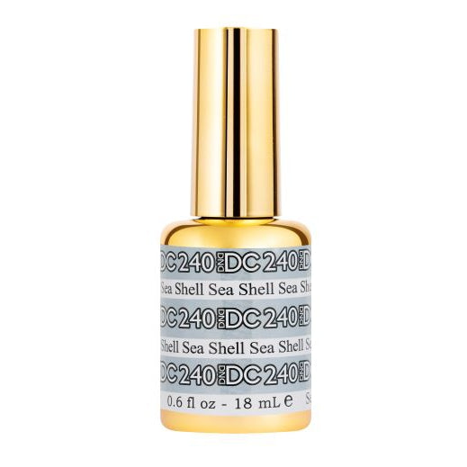DND - DC Mermaid Collection - Sea Shell 0.5 oz - #