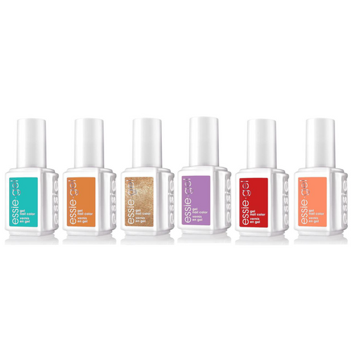 Essie Gel Bustling Bazaar Collection