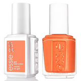 Essie - Gel & Lacquer Combo - Clothing Optional