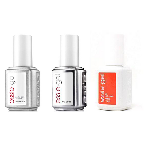 Essie Combo - Gel, Base & - Check In To Check Out 0.5 oz - #582G