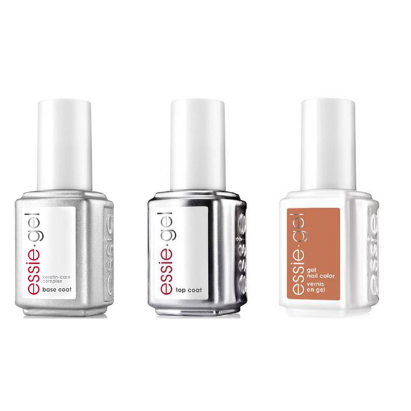Essie Combo - Gel, Base & - Cliff Hanger 0.5 oz - #645G