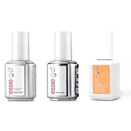 Essie Combo - Gel, Base & - Feeling Wellies 0.5 oz - #1610G
