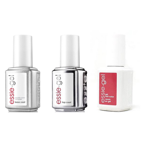 Essie Combo - Gel, Base & - Flying Solo 0.5 oz - #206G