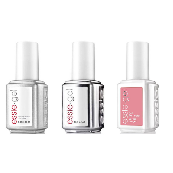 Essie Combo - Gel, Base & - Into The A-Bliss 0.5 oz - #318G