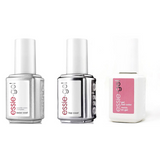 Essie Combo - Gel, Base & - Kissed By Mist 0.5 oz - #1607G