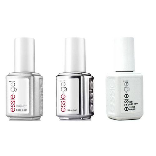 Essie Combo - Gel, Base & - Let It Bow 0.5 oz - #1591G